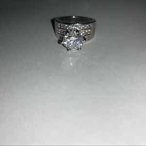 Size 7 ring from jcpenny